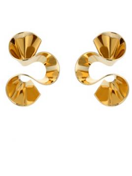 Boucles d'Oreilles Golden