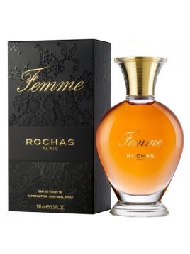 Femme de Rochas parfum femme pas cher chypré intense sensuel floral longue tenue