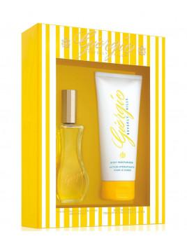 Giorgio Beverly Hills Coffret suave parfum femme pas cher lait corps vanille ambre idee cadeau