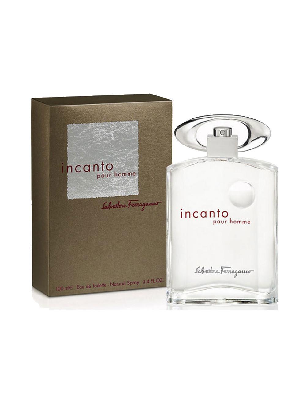 b6b7277d3c3 Incanto - Salvatore Ferragamo parfum homme pas cher frais sensuel boisé. Loading  zoom