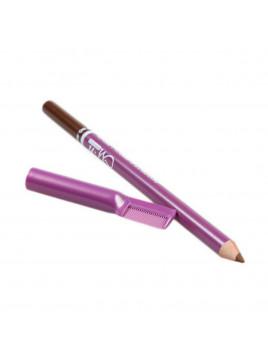 Crayon Sourcils Café avec peigne intégré définition sourcil parfaite pas cher naturel longue tenue restructuration