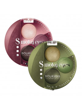 Smoky Eyes - Trio Bourjois