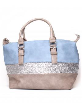 Sac Glitter Blue