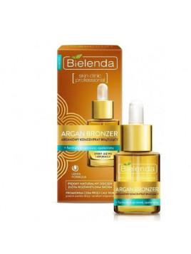 concentre-bronzant-hydratant-argan-serum-visage-nourrissant-hydratant-pas cher-peau-acide hyaluronique-hâle