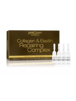 ampoule collagen elastin anti ride anti-vieillissement pas cher efficace soin ideal qualite reparateur regénérant visage
