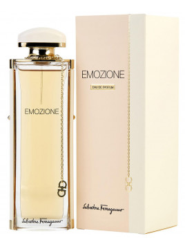 Emozione Ferragamo parfum femme pas cher fleurs blanches