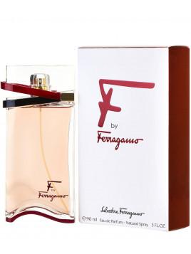 F By Ferragamo Salvatore parfum femme pas cher floral sucré Rose jasmin orange