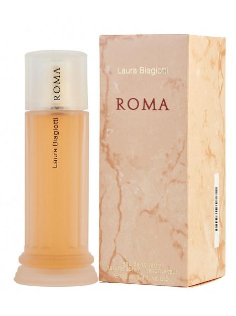 Roma - Laura Biagiotti - Parfum Femme Discount pas cher fruité doux frais oriental épicé floral
