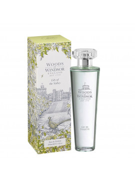 Lily of Valley by Woods of Windsor Parfum discount pas cher muguet naturel original authentique