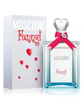 Funny Moschino Parfum Femme pas cher agrumes fruité frais vacances