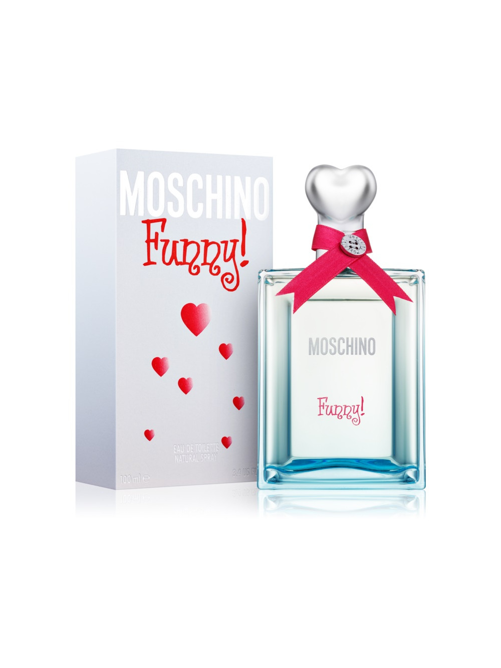 Funny Moschino Le Parfum
